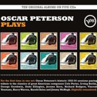 Monday Recommendation: Oscar Peterson Plays 10 Composers
