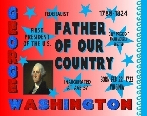 father of our country poster ideas