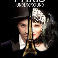 Paris Underground clear medium