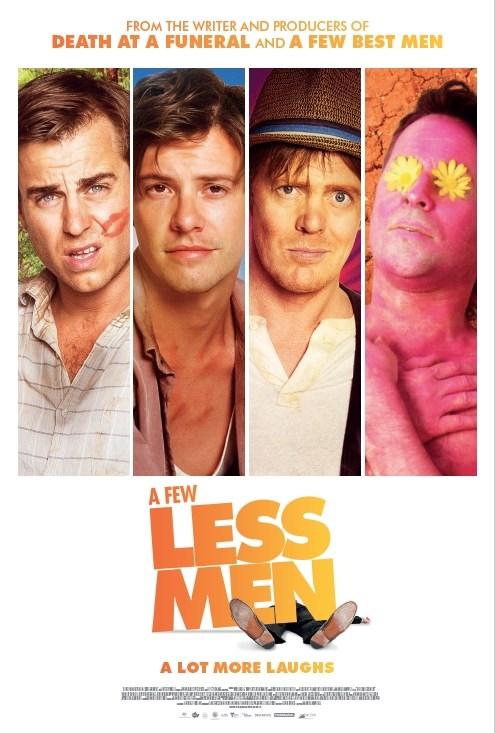 Friday Cinema A Few Less Men MA15