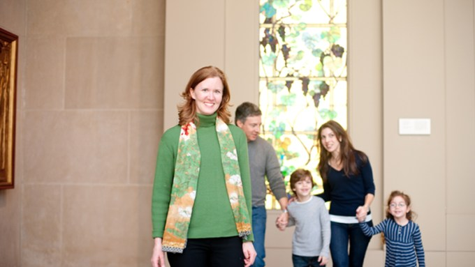 What is so special about an Art Smart Family Tour?  Parents can relax knowing that Art Smart is leading the way