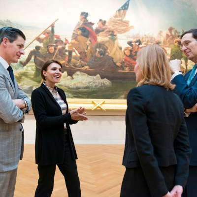 Boston Corporate Events & Art Tours for Company Outings