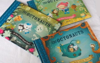 The Octonauts: The Book is Better Than the Movie!