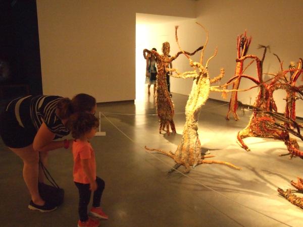 Taking a Pre Schooler to an Art Museum