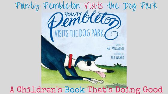 Pointy Pembleton: A Children's Book That's Doing Good