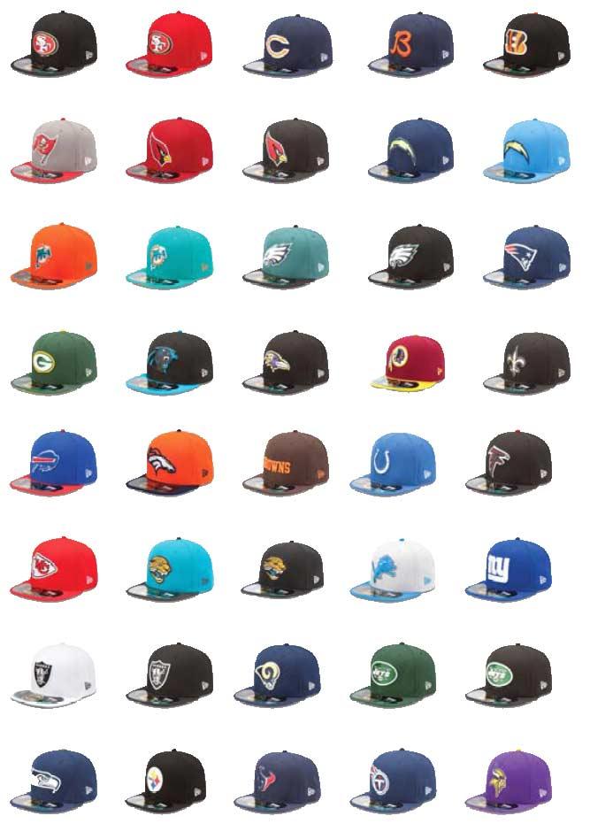 Oakland Raiders New Era Hats