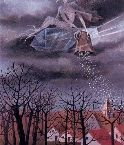 Cold remedios varo winter in art