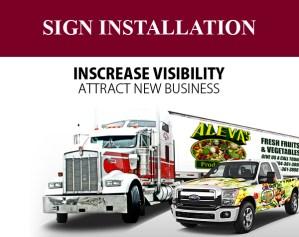Artsubstance Marketing & Brand Development - Sign Installation & Design Services