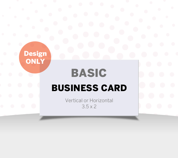 Shop complete graphic solutions design my business cards basic design only colourmoves
