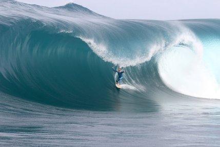 Resultat d'imatges de ola gigante