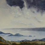 Olieverf schilderij Ierland