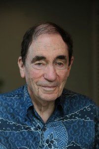 Albie Sachs. Picture by John Hogg