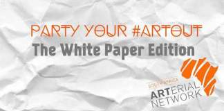 ANSA Party your #Artout - The White Paper Edition