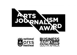 Arts Journalism Awards Logo