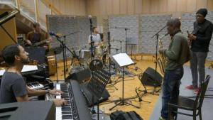 Band Rehearsal at Südwestrundfunk for NEWJazz Meeting curated by Kyle Shepherd