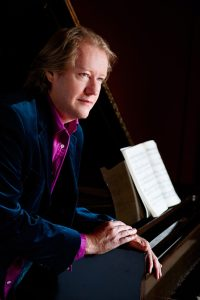 Pianist and composer Christopher Duigan. Photo supplied.