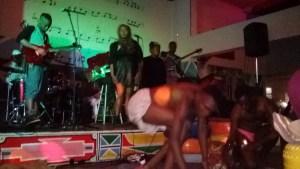 PG_13 live at Ko'Spotong Braamfontein.