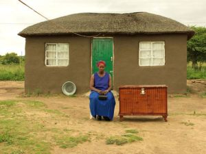 Zwelethu Mthethwa, Untitled (Hope Chest series), 2012, digital c-print, 24 x 33 inches image size, 32 x 41 inches paper size