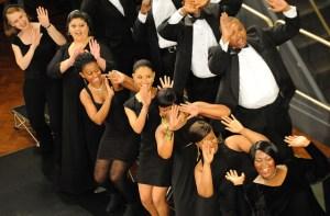 The Cape Town Opera Chorus