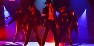 Michael Jackson Tribute Show at Emperors Palace