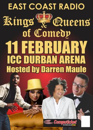 King & Queens of Comedy Poster