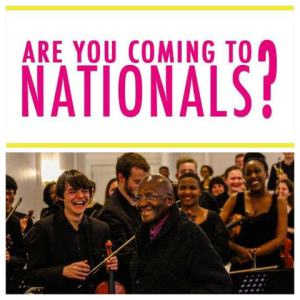 National Youth Orchestra Auditions 2017