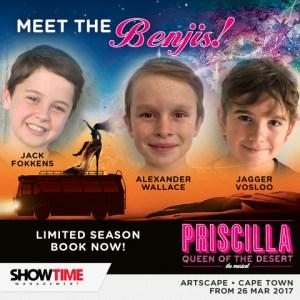 Cape Town Boys to star in Priscilla