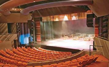 The Drama Theatre, at Durban's The Playhouse.