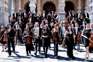 KZN Philharmonic. Photo: Val Adamson.