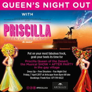 Priscilla Queen's Night Out