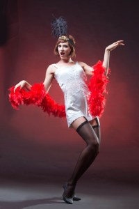 Chicago - Roxie Hart (Jessica Sole) - Photo: Val Adamson Photography.