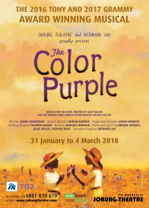 The Color Purple - Poster