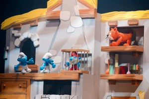 The Smurfs Live on Stage in SA for the first time.