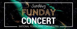 National Youth Wind Orchestra Sunday Funday