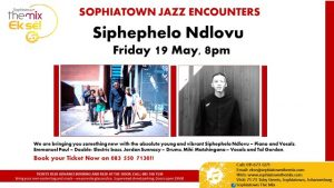 Sophiatown Jazz Encounters