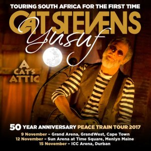 50 Year Anniversary: Peace Train Tour 2017