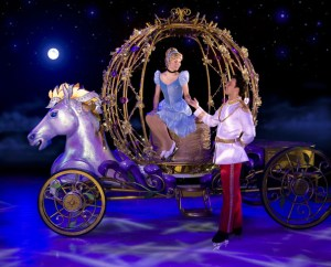 Dream BIG as Disney On Ice sprinkles pixie dust in SA! Credit: Disney - Cinderella.