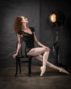 Joburg Ballet - Sanmarie Kreuzhuber as Carmen. Photo: Lauge Sorensen.