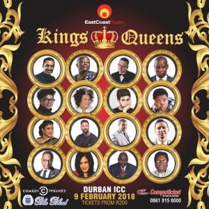 Kings & Queens of Comedy