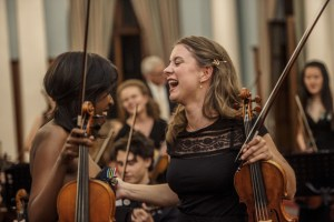 South African National Youth Orchestra - Photo by Cornel van Heerden.