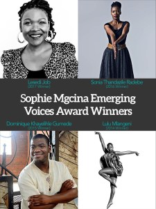 The Sophie Mgcina Winners