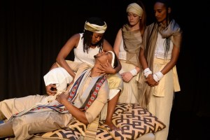 NCT presents Antony and Cleopatra