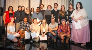 CTIAF Student Winners 2018. Pic by Gavin Withers.