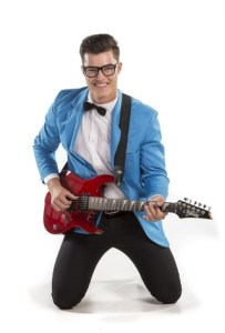 Brendan Peyper as Buddy Holly