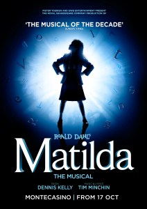 Roald Dahls Matilda The Musical comes to South Africa