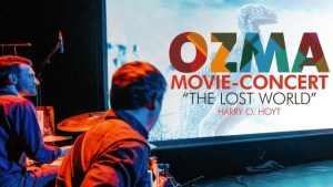 OZMA movie-concert melds jazz and adventure