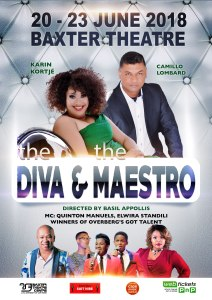 DIVA & MAESTRO returns to The Baxter