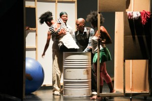 TDT Company in SICK by Gustin Makgeledisa. Photo by Tsietsi Kgamanyane