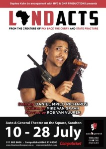 Daniel Mpilo Richards in Land Acts