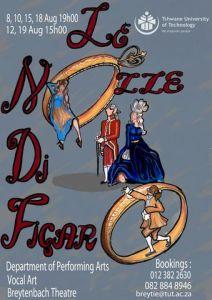 Mozart's Le Nozze di Figaro